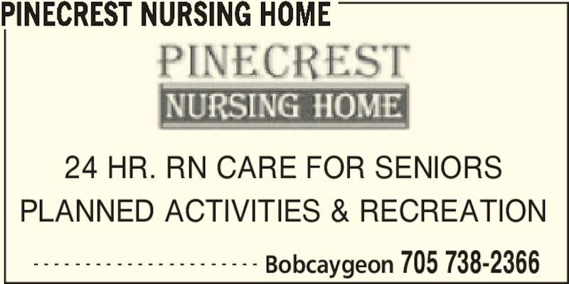 Bobcaygeon Nursing Home