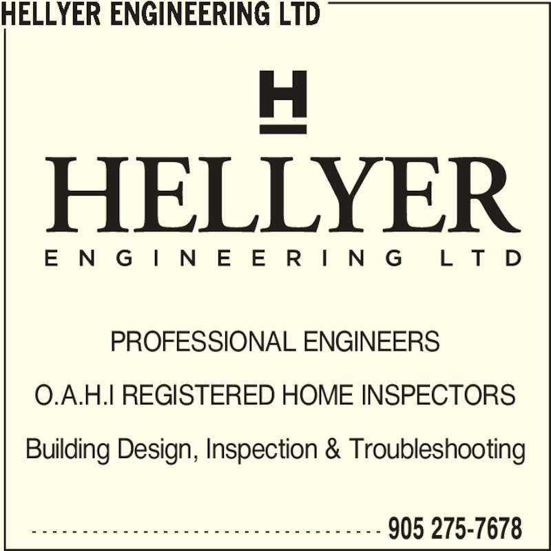 hellyer engineering ltd on