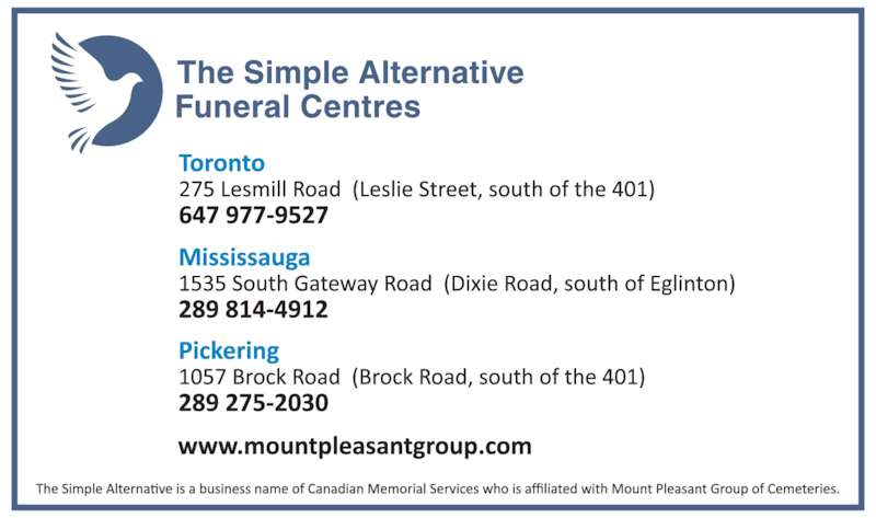Mount Pleasant Group North York On 275 Lesmill Rd