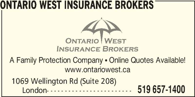 Insurance brokers london ontario