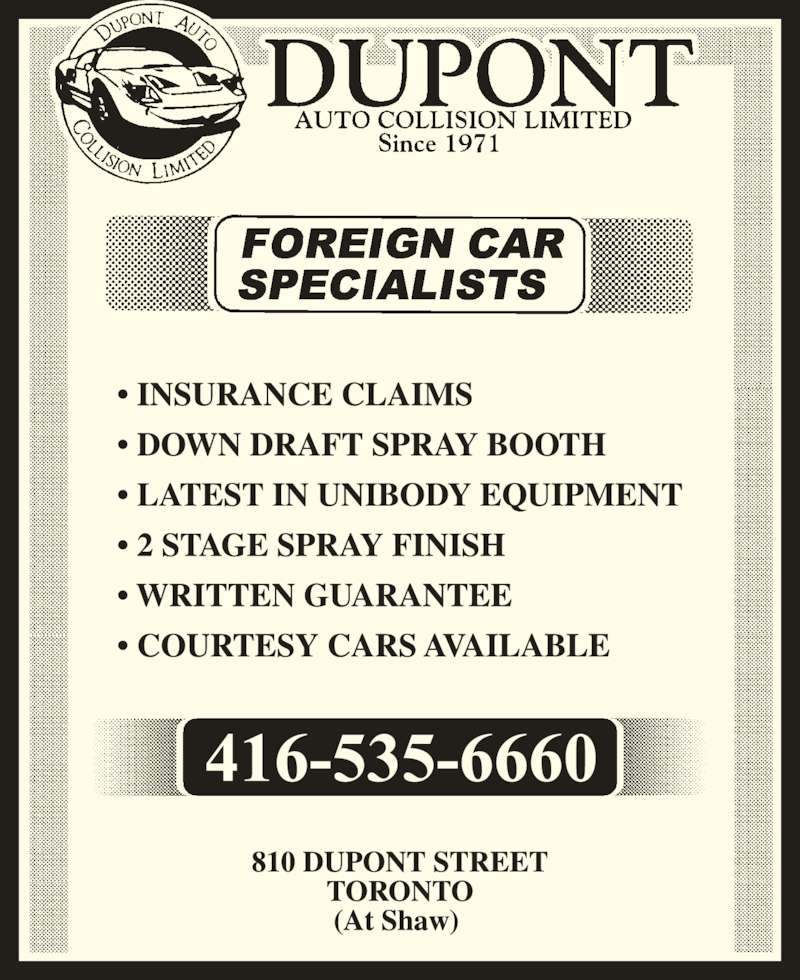 Automobile collision repair near me 10
