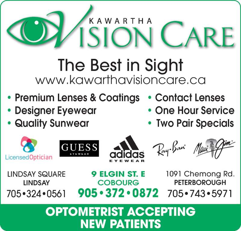Cobourg Vision Care Review