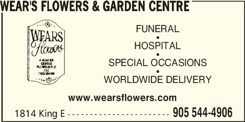 Ads Wear's Flowers & Garden Centre