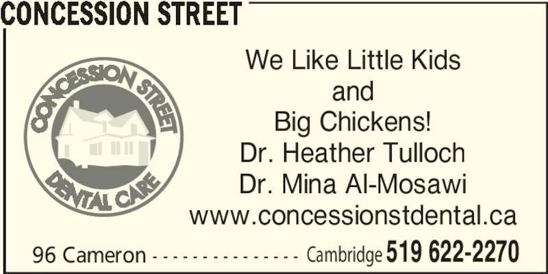 Concession Street Dental Care Cambridge
