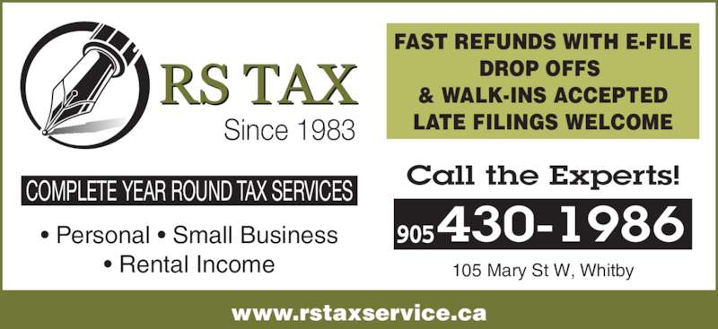 how to write off for business taxes ontario