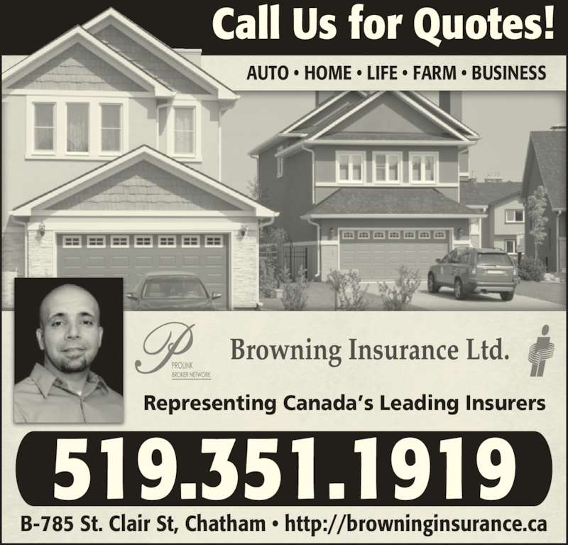 Browning Insurance Ltd