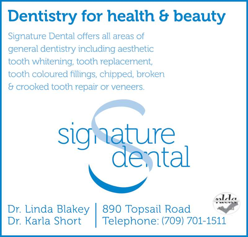 Dr Linda Blakey (709-747-7774) - Display Ad -