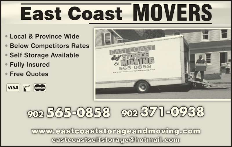 East Coast Movers Opening Hours 2434 Sydney Rd