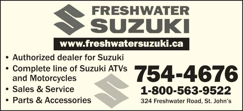 Freshwater Suzuki Hours