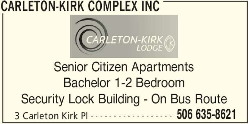 Carleton Kirk Complex Inc Opening Hours 3 Carleton Kirk Pl Saint John Nb