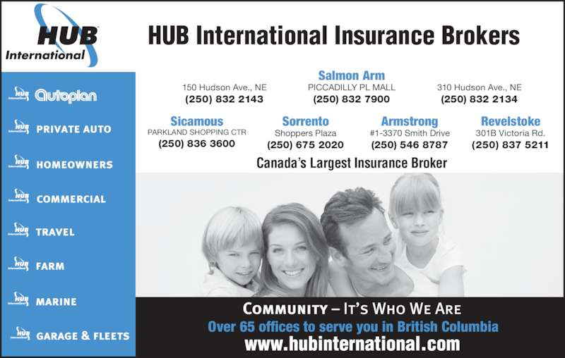International Insurance Hub International Insurance