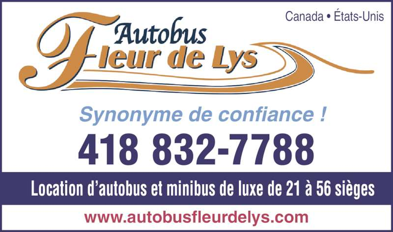autobus fleur de lys horaire d 39 ouverture 2591 av de la rotonde l vis qc. Black Bedroom Furniture Sets. Home Design Ideas