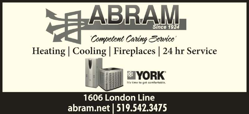 Abram (519-542-3475) - Display Ad - 519.542.3475