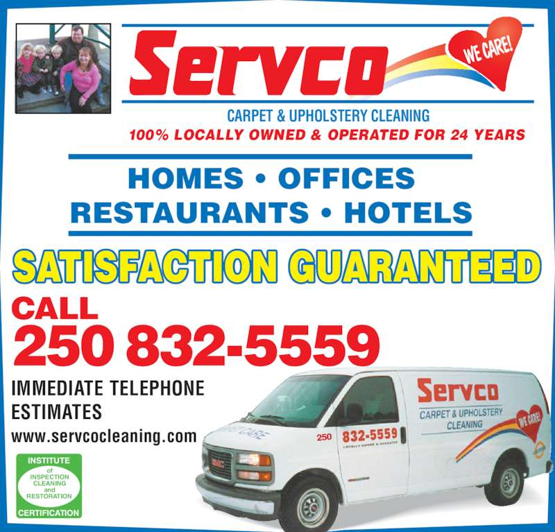 Servco Carpet & Fabric Care
