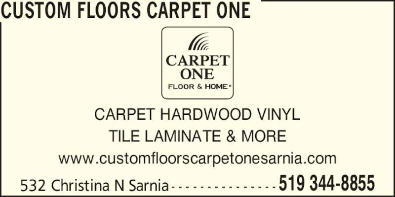 Custom Floors Carpet One Opening Hours 532 Christina