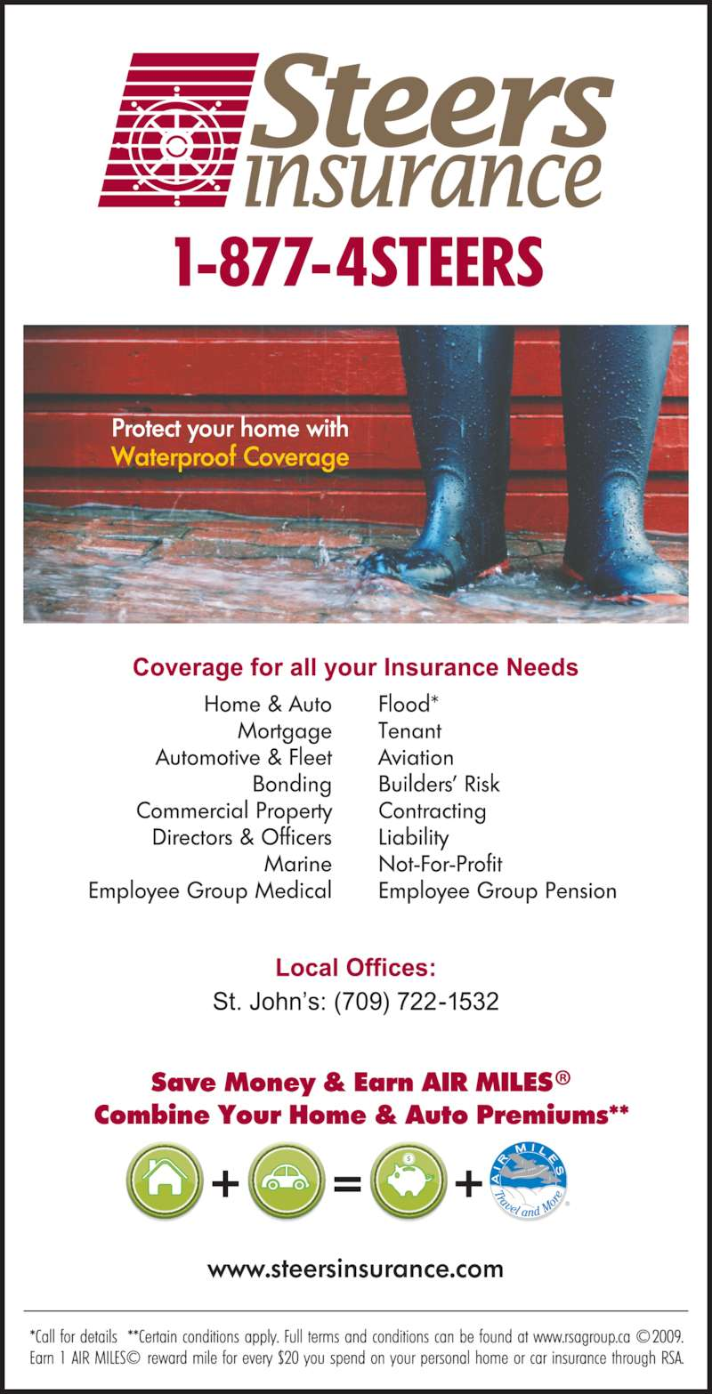 Steers Insurance Limited (7097221532) - Display Ad -
