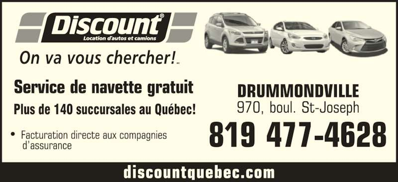 Discount Car Rental Montreal Decarie