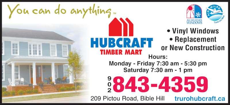 Ads Hubcraft Tim-br Mart