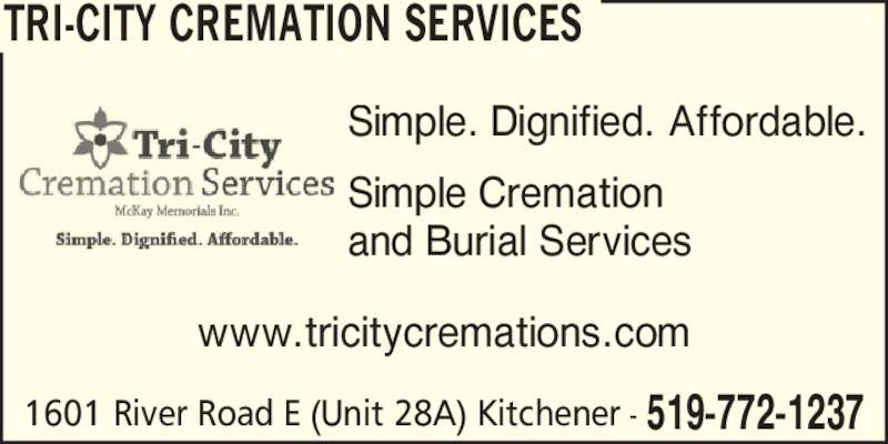 Tri City Cremation Services Opening Hours 28 1601