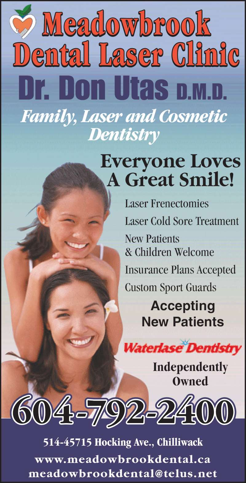 Ads Meadowbrook Dental