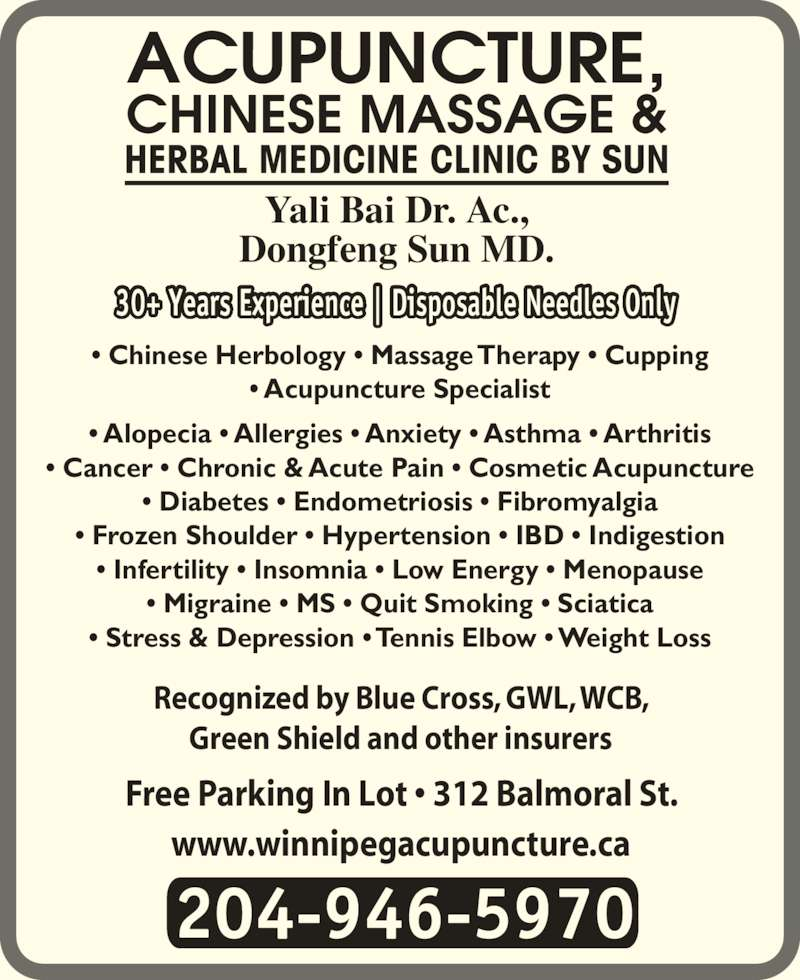 about chinese medicine fibromyalgia acupuncture