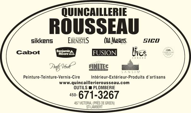 Rona Quincaillerie (4506713267) - Annonce illustrée======= -