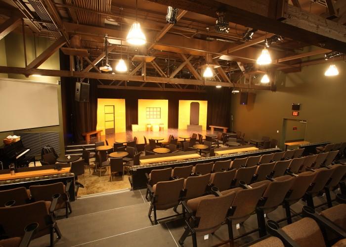 Granville Island Theatre Sports