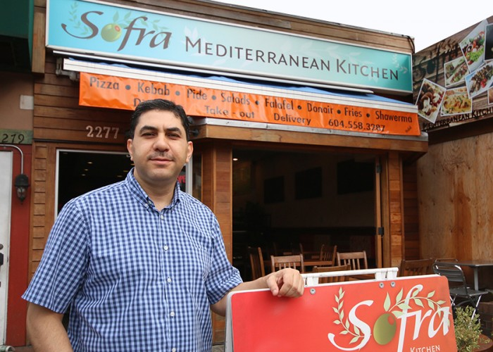 Sofra Mediterranean Kitchen Vancouver Business Story
