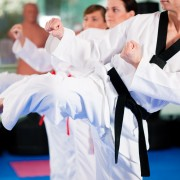 How to boost your confidence with martial arts