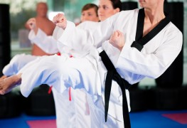 4 lesser-known martial arts to get you fit
