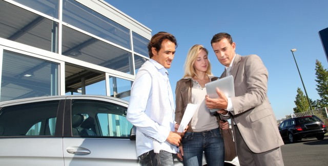 How to get the best car financing possible