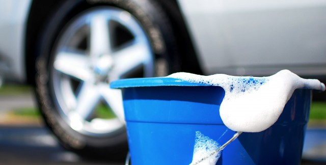 DIY car wash solutions