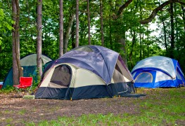 7 creature comforts for camping in the great outdoors
