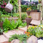 Big ways to maximize your small gardening space