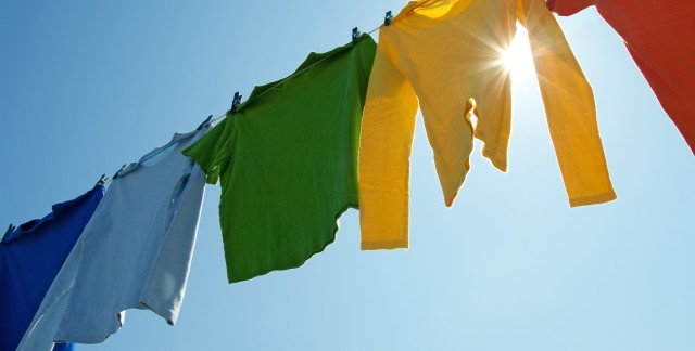 Simple drying techniques for clothes