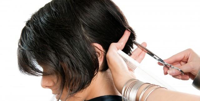 Go bold with a short haircut