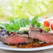 Make steak a summer treat with a tasty niçoise