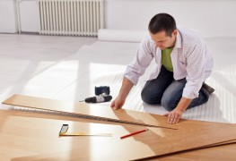 Your guide to installing laminate flooring in 4 simple steps