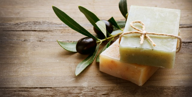 Homemade soaps the easy way