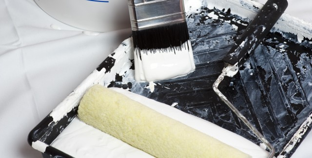 Paint brush and roller care: 10 tips