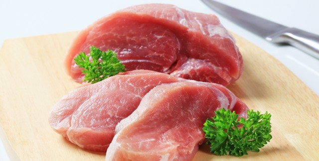 A tasty recipe for pork fillets with lime gremolata