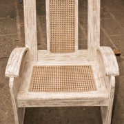 Re-cane a cane seat: an easy how to