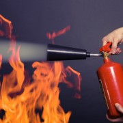 Smart tips for extinguishing small fires and planning an escape