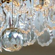 How to Clean a Chandelier and Venetian Blinds