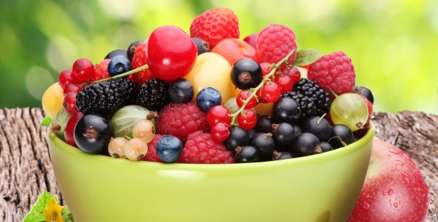 Berries: nutritional powerhouses