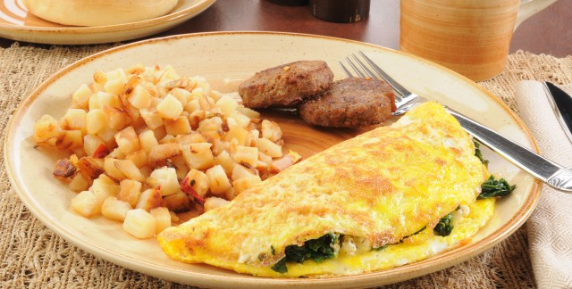 Beat high blood pressure with breakfast sausage patties