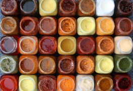 Change it up: 3 sauces and marinades