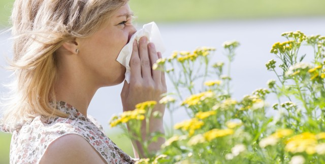 Treating allergies: Making lifestyle changes