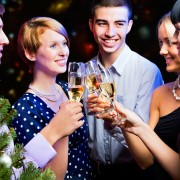 Easy advice on throwing a last-minute New Year's Eve party