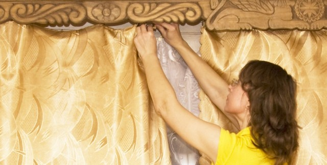 5 quick tips for hanging curtains